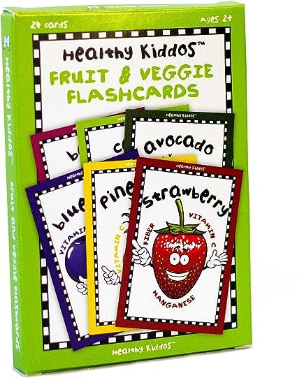 beneficios de las frutas y verduras para niños