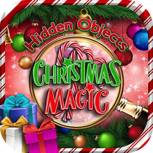 Vegas Halloween Ideas (Hidden Objects Christmas Magic Winter Holiday - Object Time Puzzle Seek & Find Santa Game in New York, London, Paris, Las Vegas,)