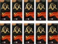 L'OR Espresso Coffee Colombia Intensity 8 – Nespresso®* Compatible Capsules (10 Packs of 10 Capsules)