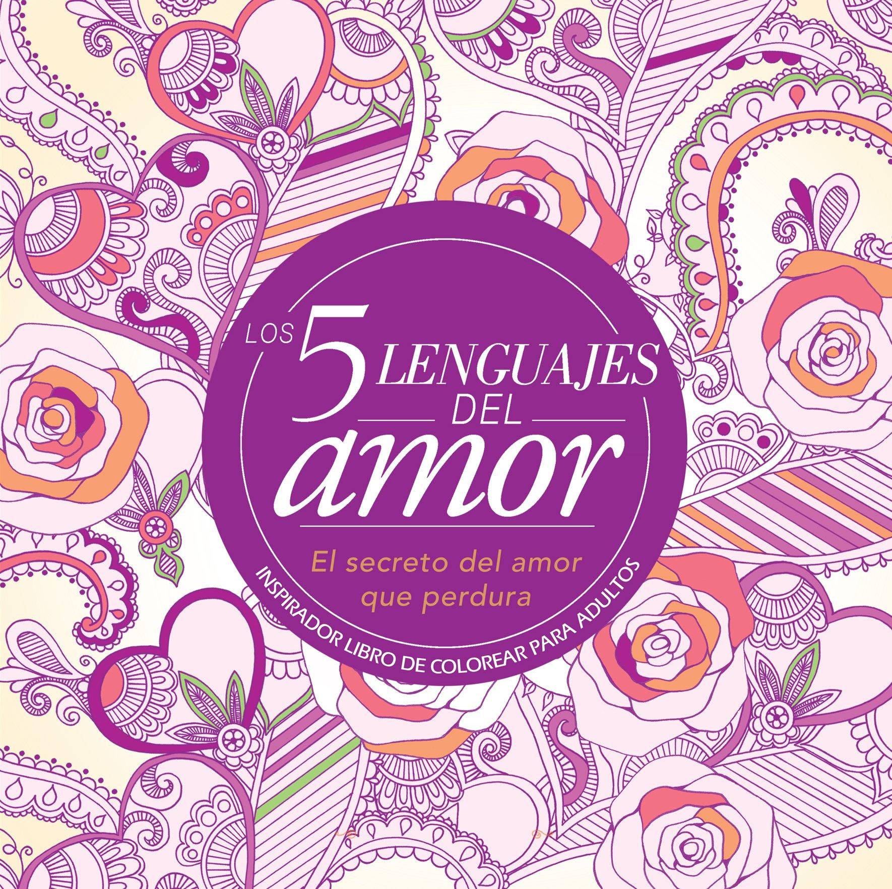 Amazon.com: Los 5 lenguajes del amor: libro de colorear para adultos ...