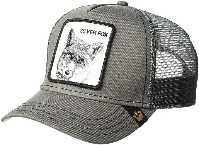 Goorin Bros. Men s Silver Fox Trucker 6634d1f5920
