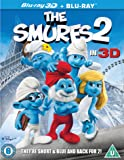 The Smurfs 2 [Blu-ray 3D + Blu-ray] [2013]