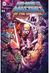 He-Man and the Masters of the Universe (2013- ) #2 Kindle Edition