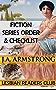 J. A. Armstrong Fiction Series Order & Checklist (Lesbian Readers Club Book 6)