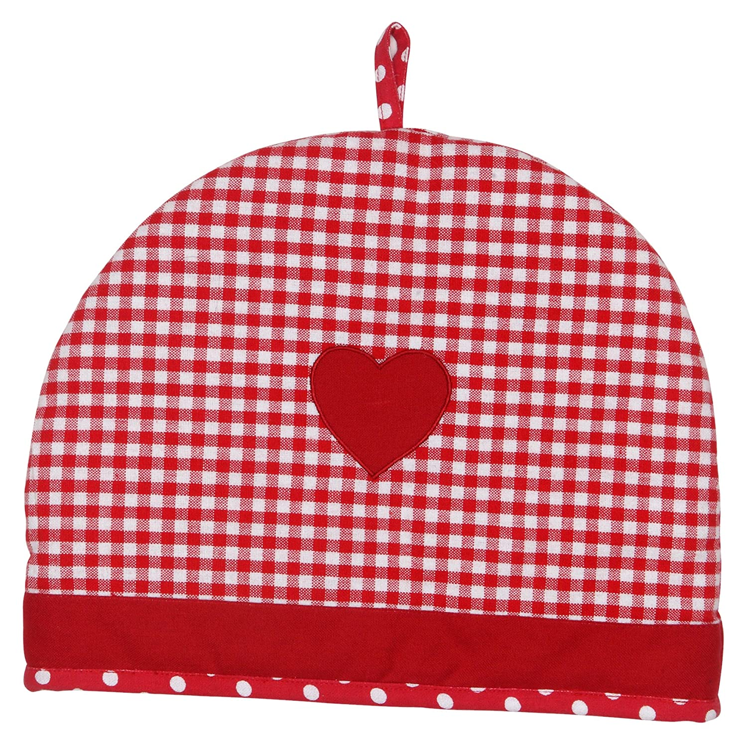 Now Design 34 x 26 x 2 cm Vintage Home Tea Cosy, Claret Danica 16150140