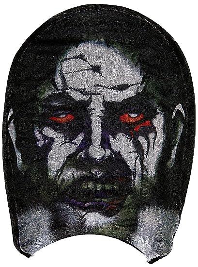 Widmann vd-wdm03599 máscara Dead malignas en tela, color blanco, talla única