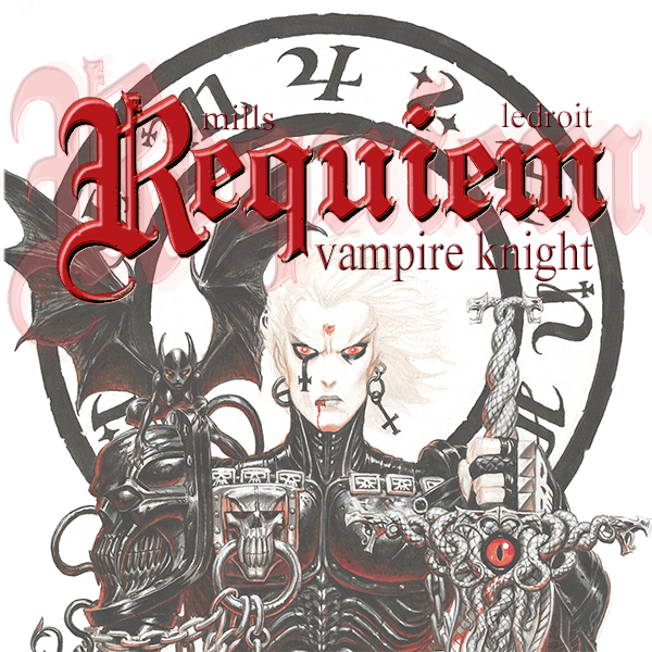 Requiem Vampire Knight (Issues) (4 Book Series)