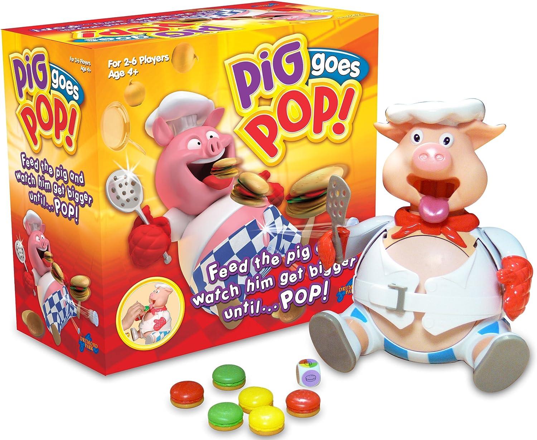 Drumond Park - Juego Pig Goes Pop [Importado de Inglaterra]: Amazon.es: Juguetes y juegos