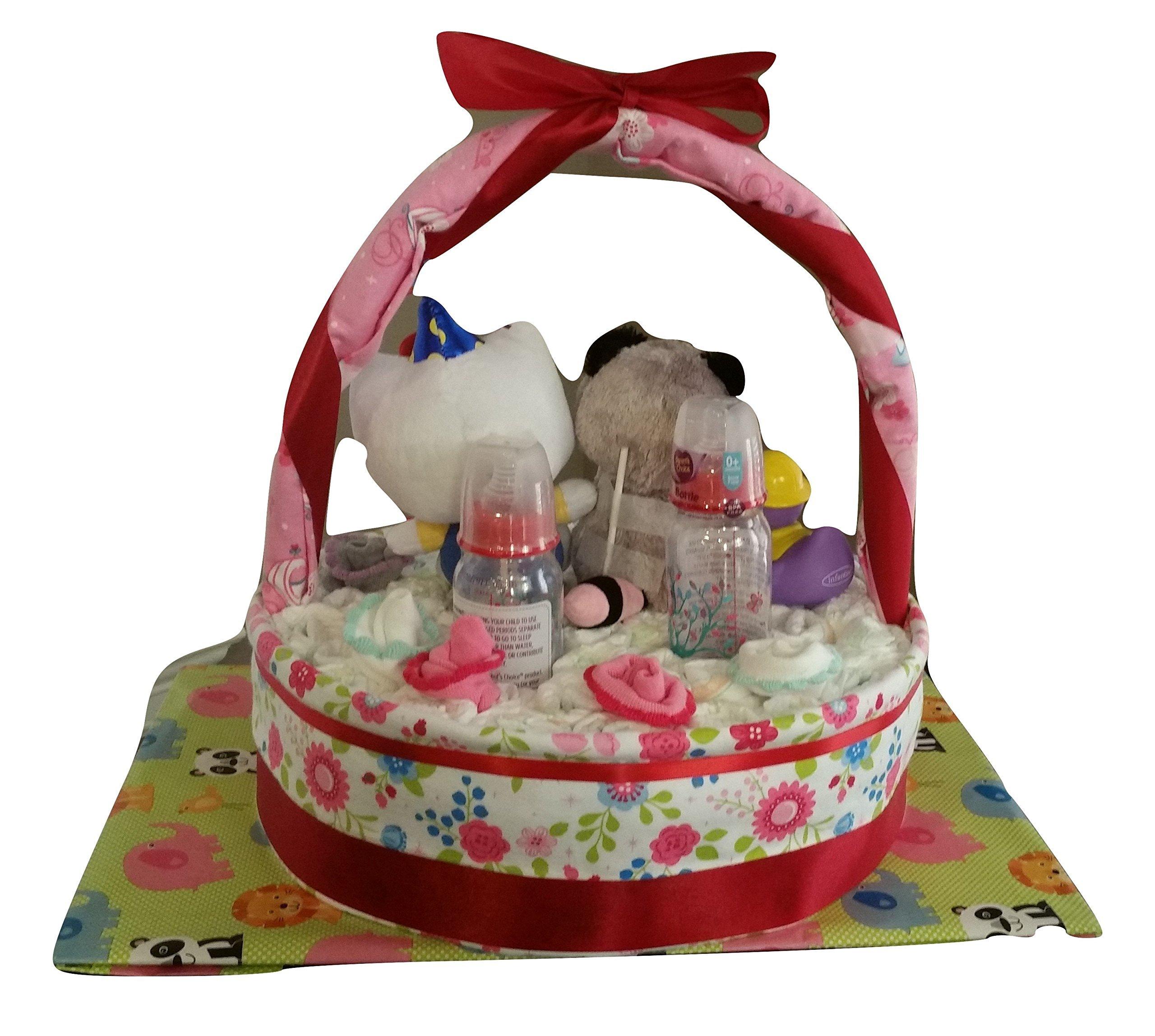 Custo Diaper Basket