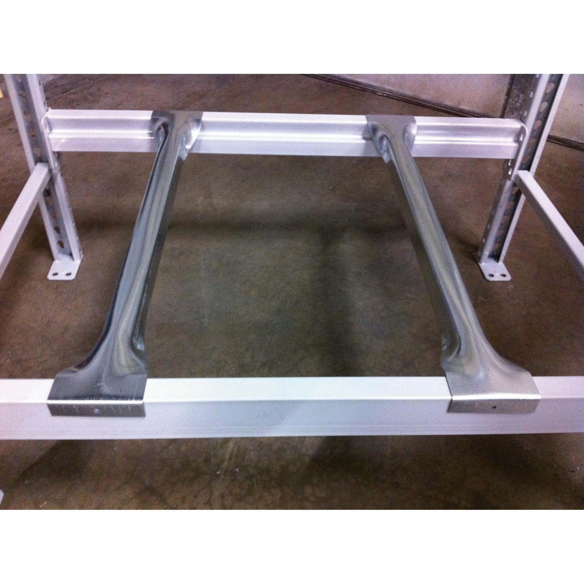 AK Industrial Rack Safety Bar - 48in., Model# AKCROSSBAR42