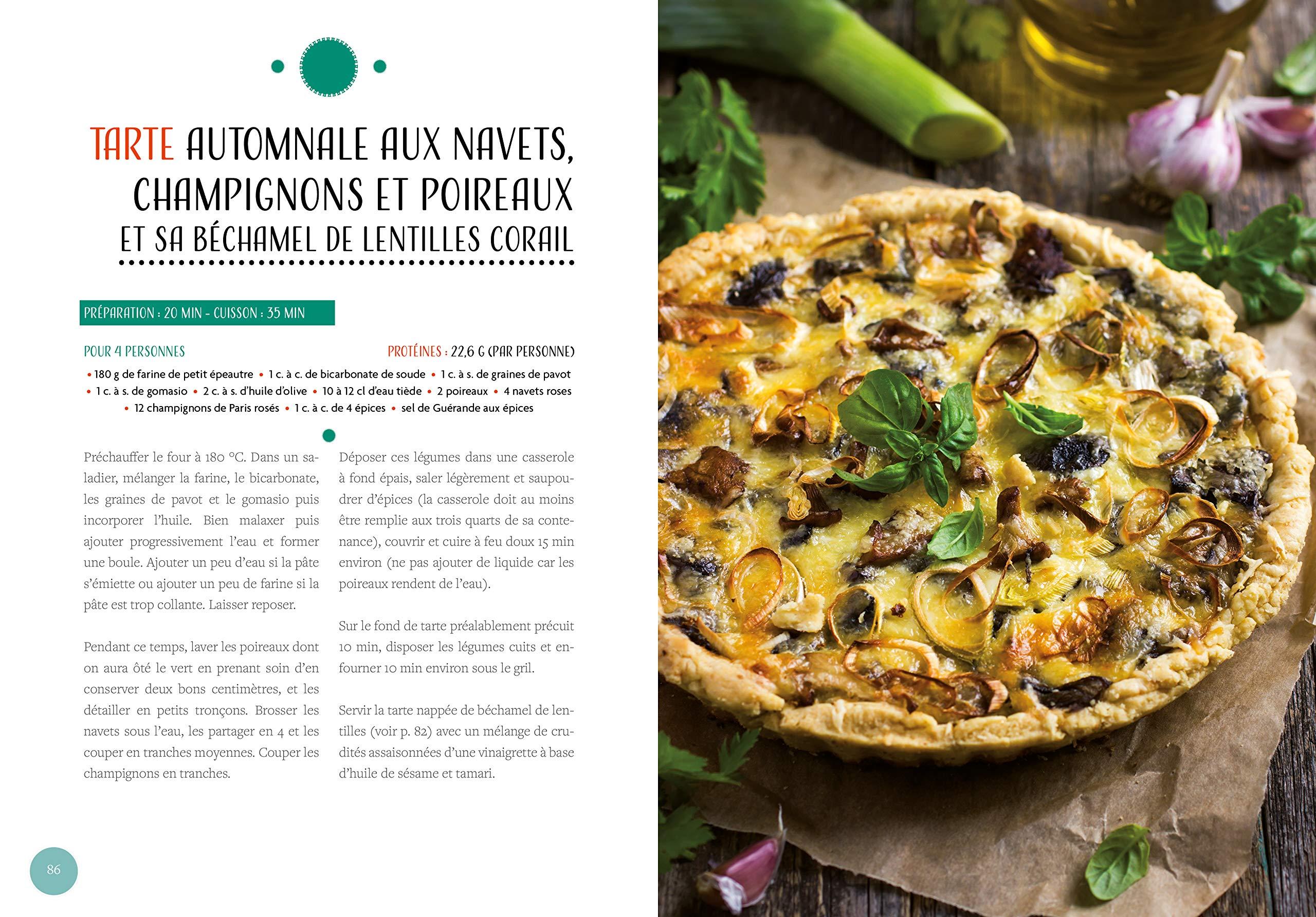 Je cuisine les protéines végétales: 9782365493086: Amazon ...