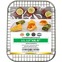 Stainless Steel Cooling&Bake Rack Wire Grate Safe Rust-Resistant Heavy Duty