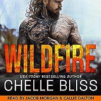 Wildfire: Men of Inked: Heatwave, Book 3