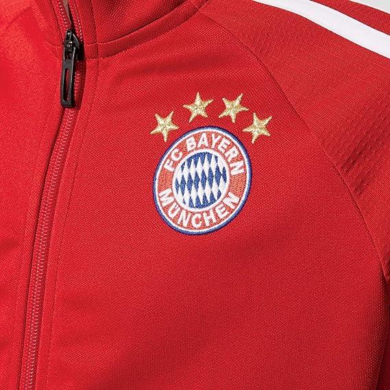adidas FCB TRG Y Chándal FC Bayern de Munich, niños, Rojo (rojfcb ...