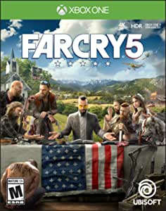 Far Cry 5 - Day One Edition for Xbox One