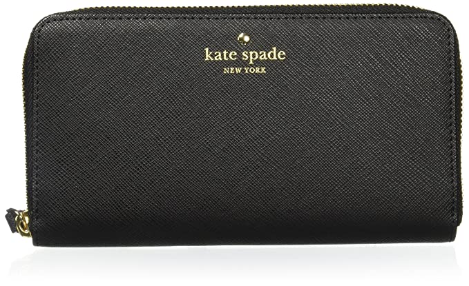quality design 47872 068ce kate spade new york Wallet Case for Universal/Smartphones - Saffiano Black