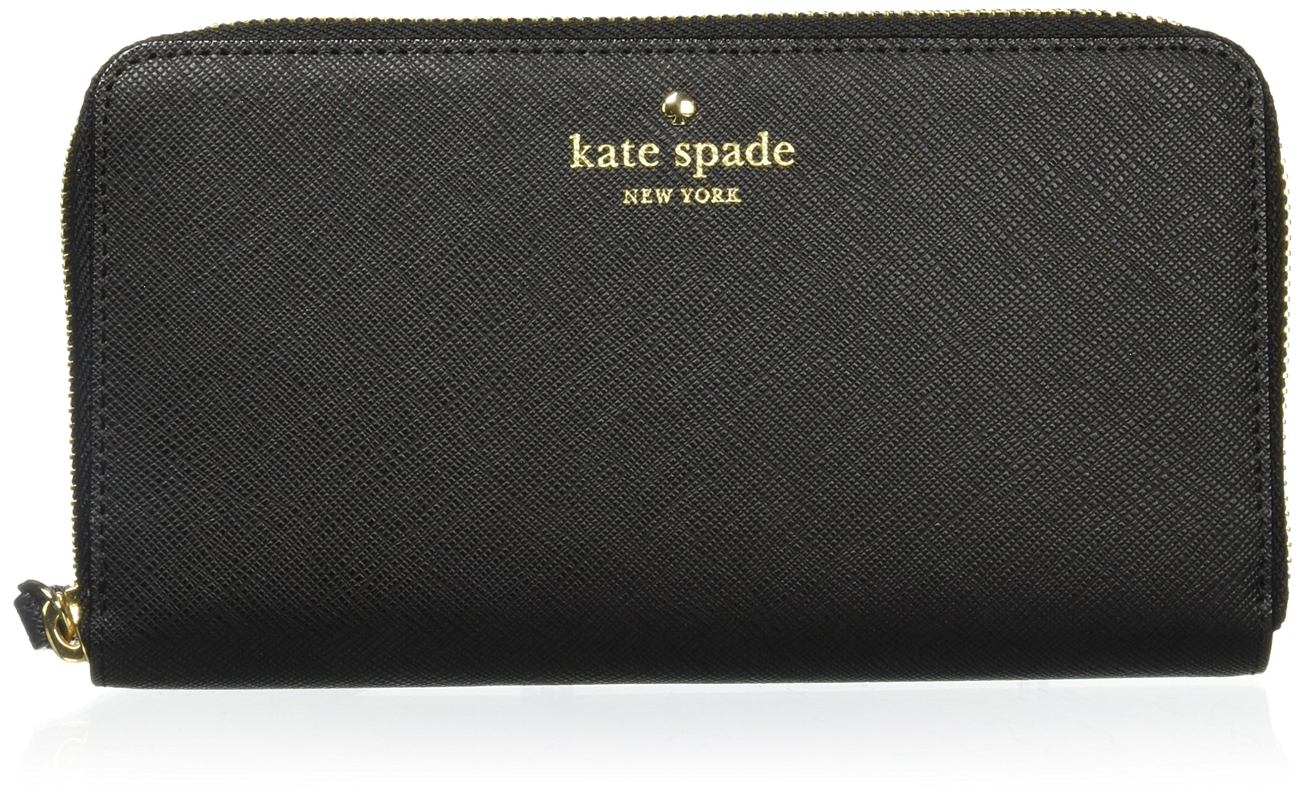 kate spade new york Wallet Case for Universal/Smartphones - Saffiano Black