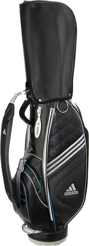 adidas Golf(アディダスゴルフ) レディース キャディバッグ トライアングル AWU44 M72102 ブラック