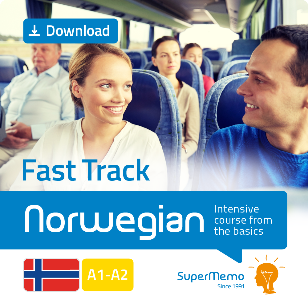 Norwegian: Fast Track by SuperMemo [Download]
