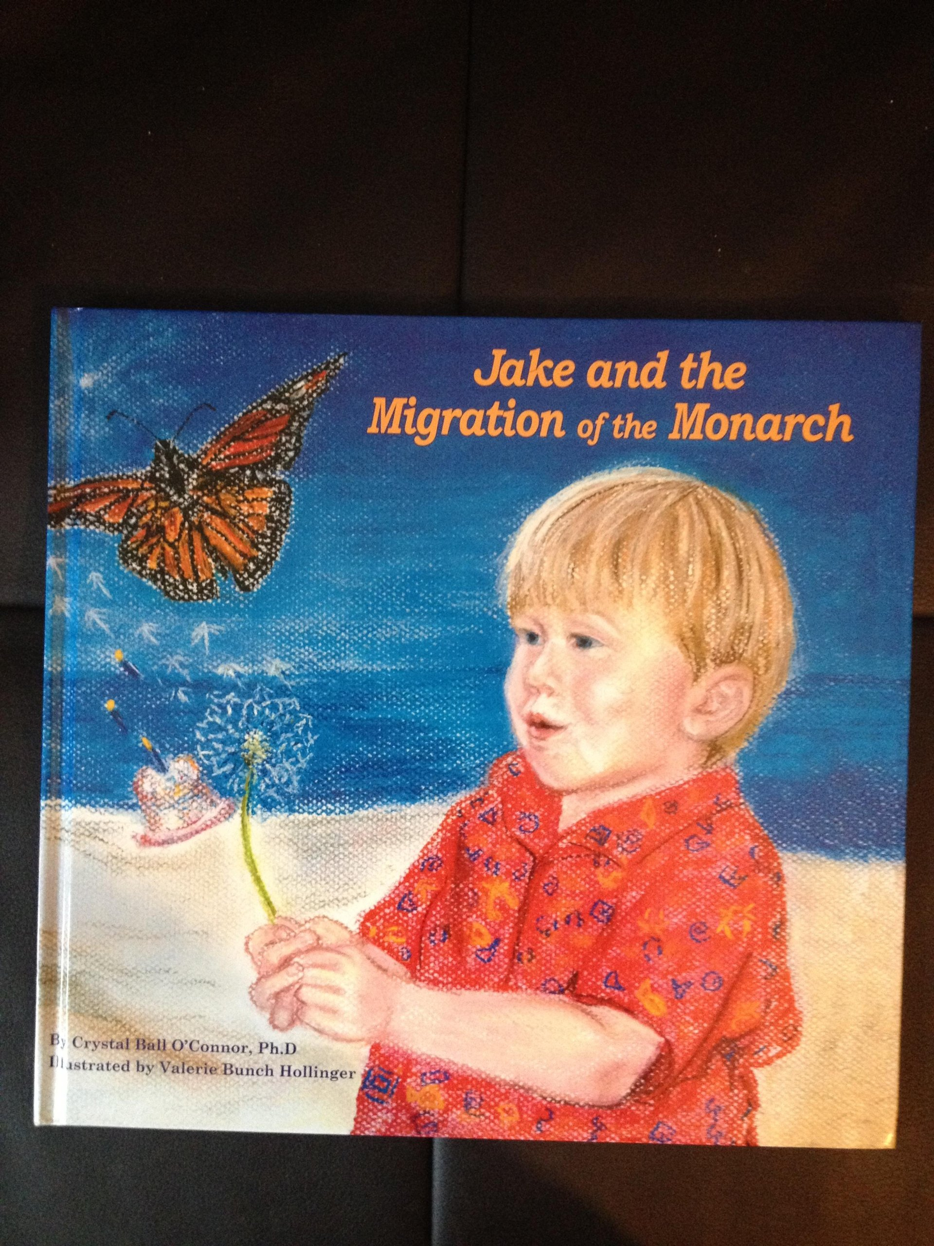 Jake and the Migration of the Monarch pdf epub