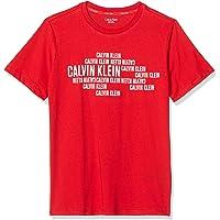 Calvin Klein tee Ropa Interior técnica (Pack de 2) para Niños