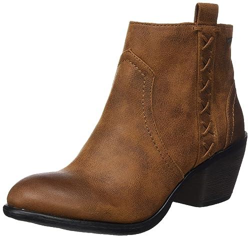 430fa50c Mtng Collection 51824 - Botas cortas para mujer: Amazon.es: Zapatos y  complementos
