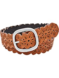 Fossil Women s Reversible Perforated Belt c45e7d281c42