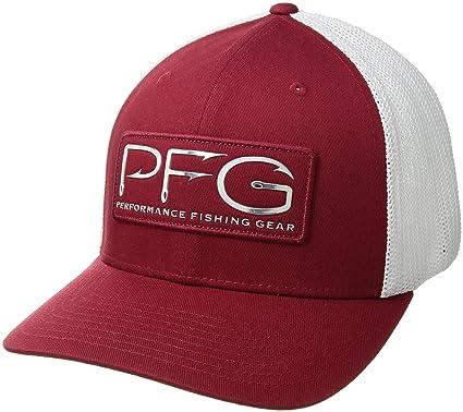 1eb99f0ea697a Amazon.com  Columbia Men s PFG Mesh Ball Cap