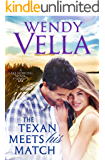 The Texan Meets His Match (Lake Howling Book 2)