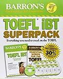 Barron's TOEFL iBT Superpack, 2nd Edition