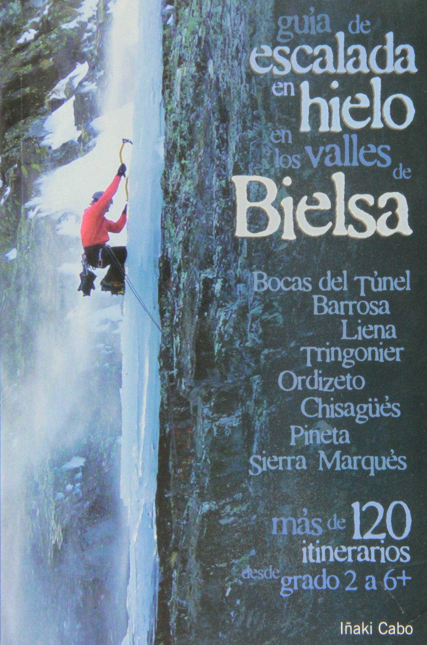 Guia de escalada en hielo en los Valles de bielsa: Amazon.es ...