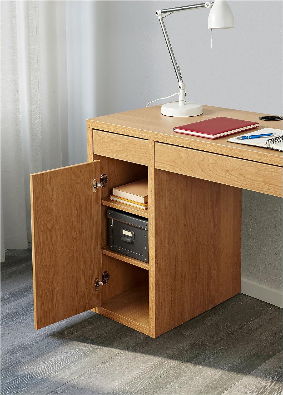Zigzag Trading Ltd IKEA MICKE - Efecto Roble Escritorio: Amazon.es ...