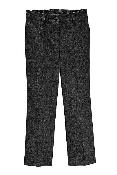 next Niñas Pantalones Tejidos De Vestir Formal Oficial Casual (3-13 Años)
