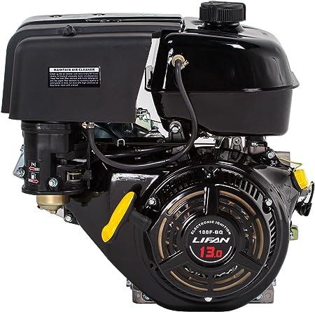 Amazon.com: Lifan 15 HP 420cc 4-Stroke OHV Motor de gas de ...