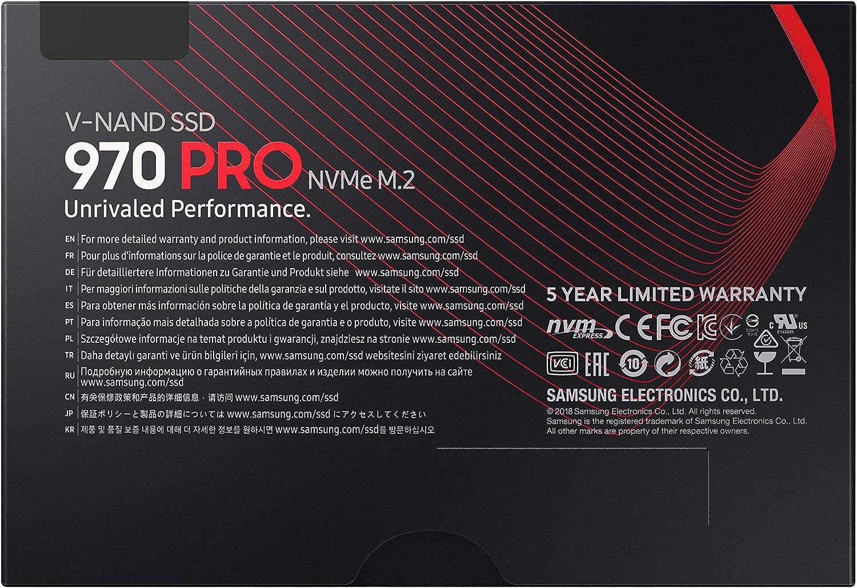 Samsung MZ-V7P512BW