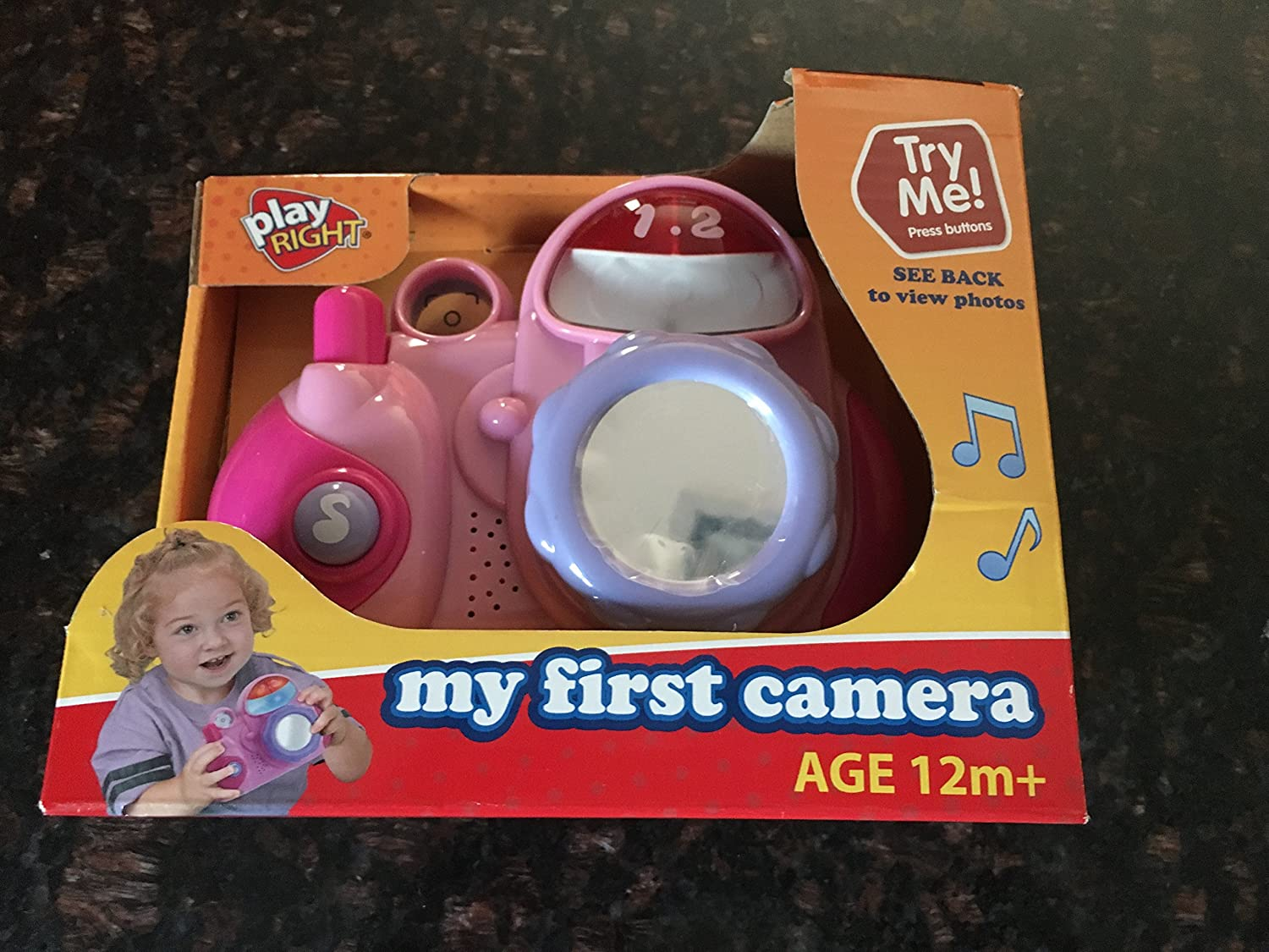 My First Camera Baby Toy Walgreen Co