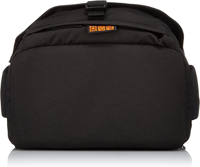 Lowepro Nova 160 AW - Bolso Bandolera para cámaras réflex, Negro ...