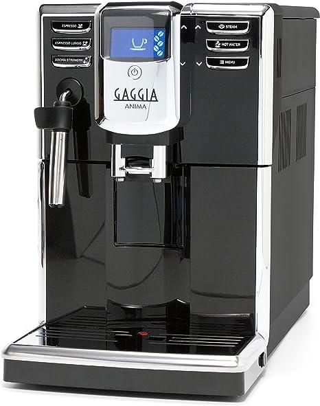 Gaggia Anima Máquina de café y expreso, incluye varita de vapor para espumar manual para café y…