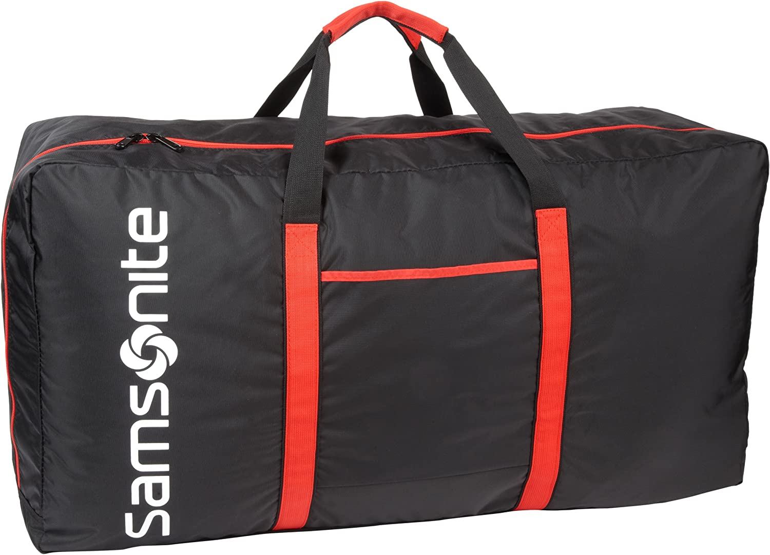 | Samsonite Tote-A-Ton 32.5-Inch Duffel Bag, Black, Single | Carry-Ons