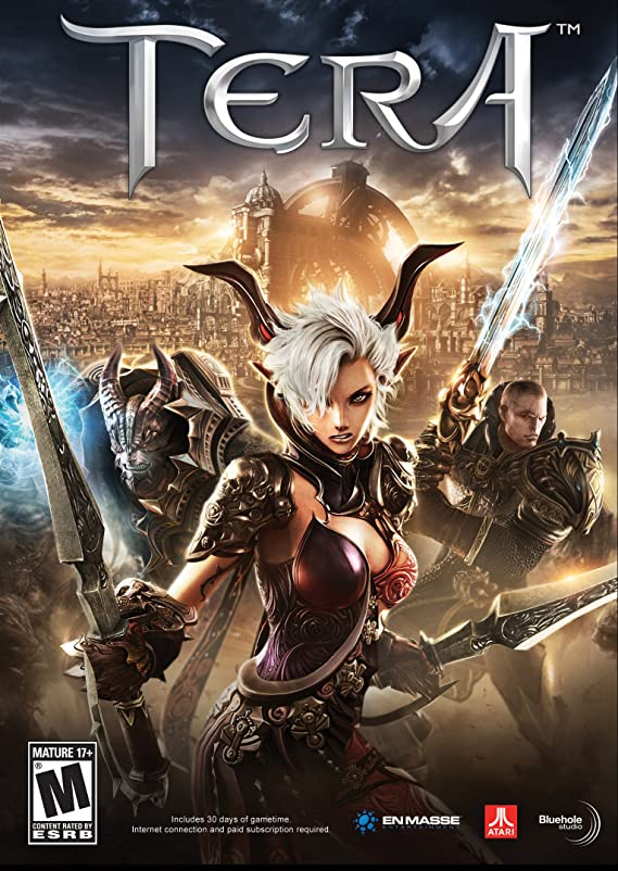 Tera Online - Windows (select) first Edition