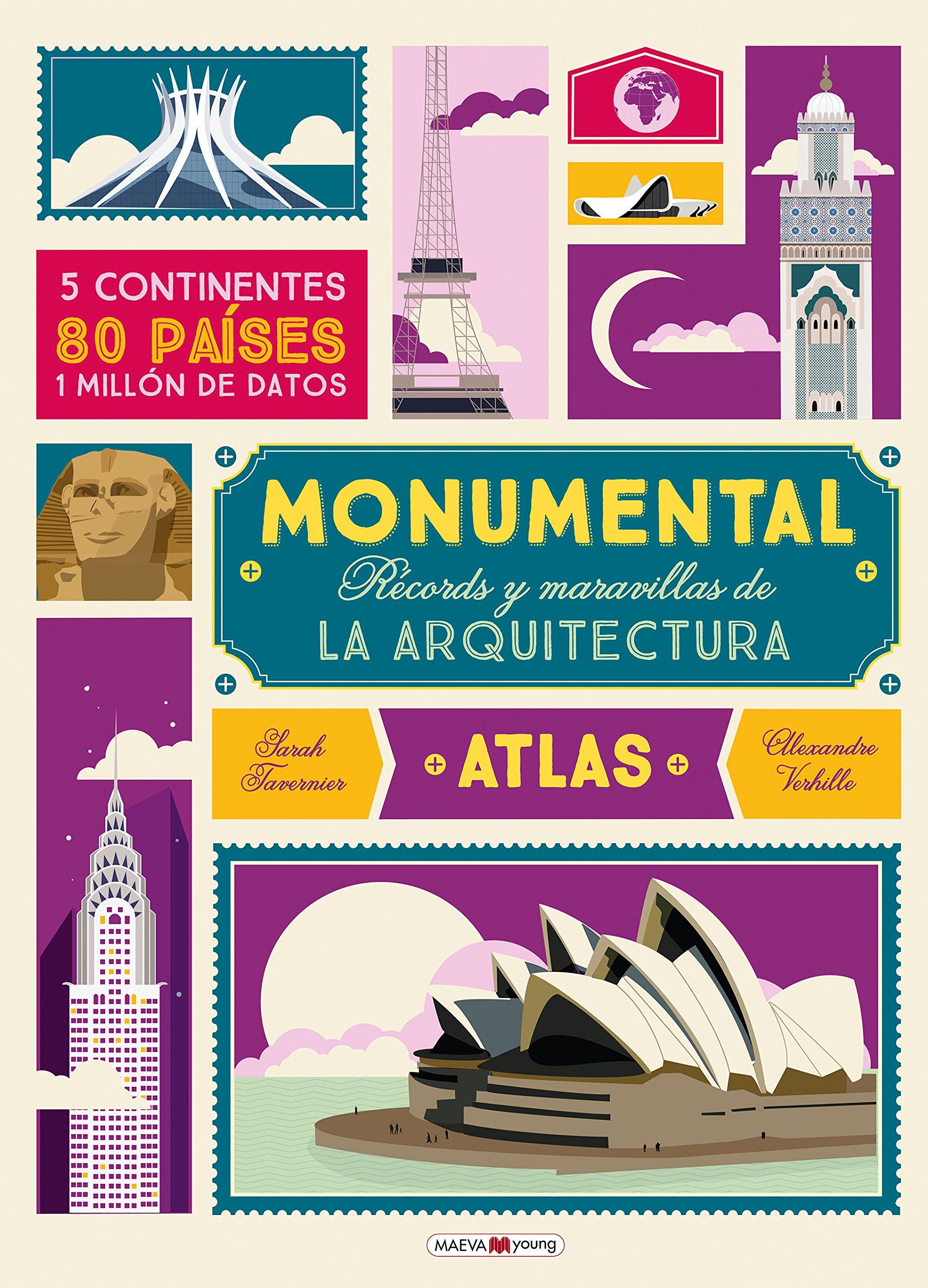Monumental: Récords y maravillas del la arquitectura 14 3/4 inch x 10 3/4 inch (Spanish Edition) pdf