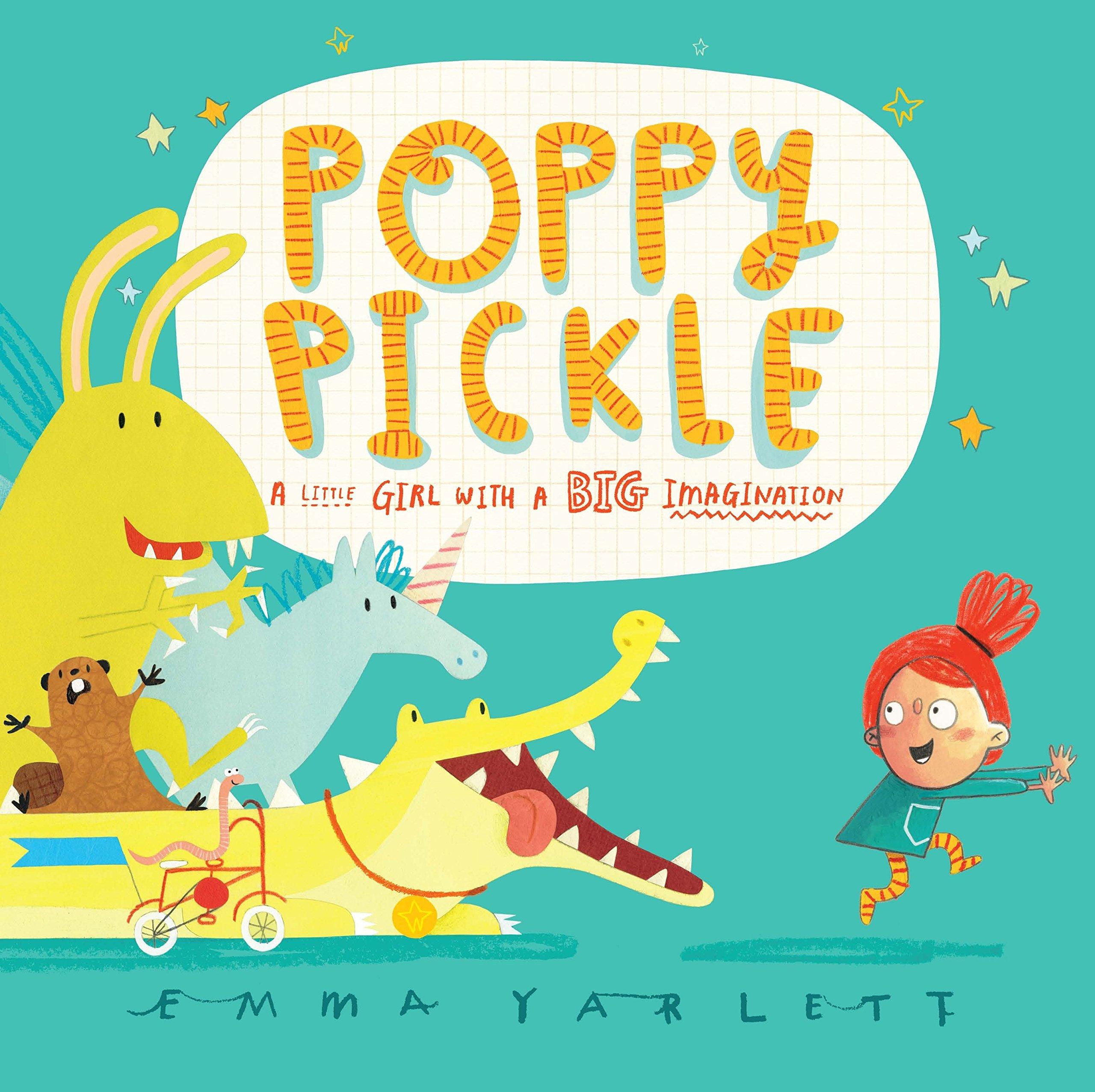 Read Online Poppy Pickle PDF