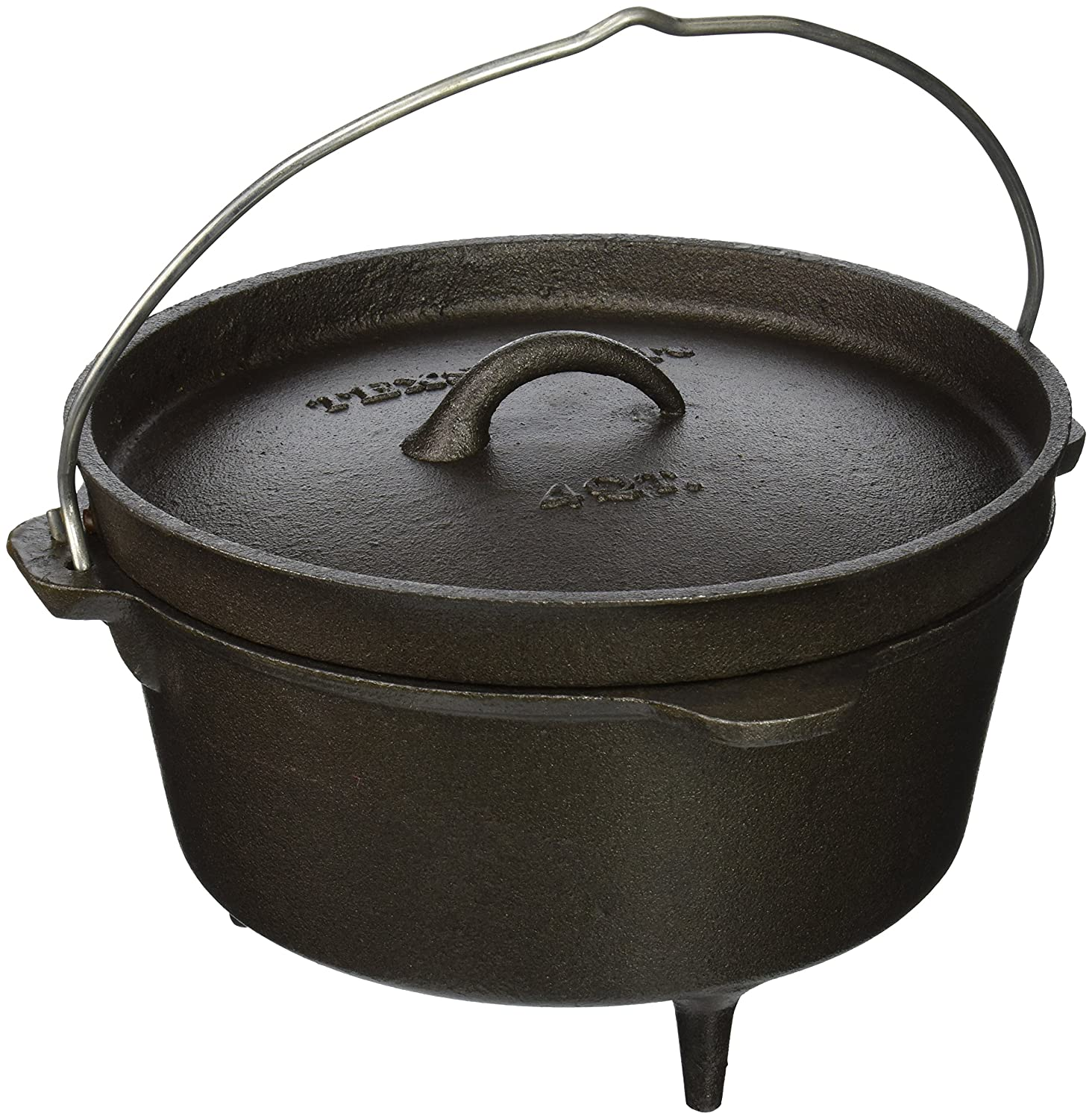 Top 10 Best Dutch Oven For Camping Reviews in 2021 4