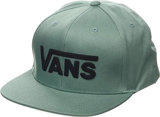 Vans MN Drop V II Snapback Gorra de béisbol para Hombre: Amazon.es ...