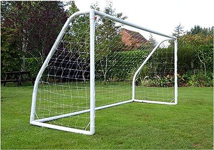 Juego de porterías de fútbol para el jardín Interior/Exterior para ...