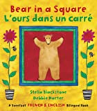 Bear in a Square Bilingual French (Barefoot French & English Bilingual Book)