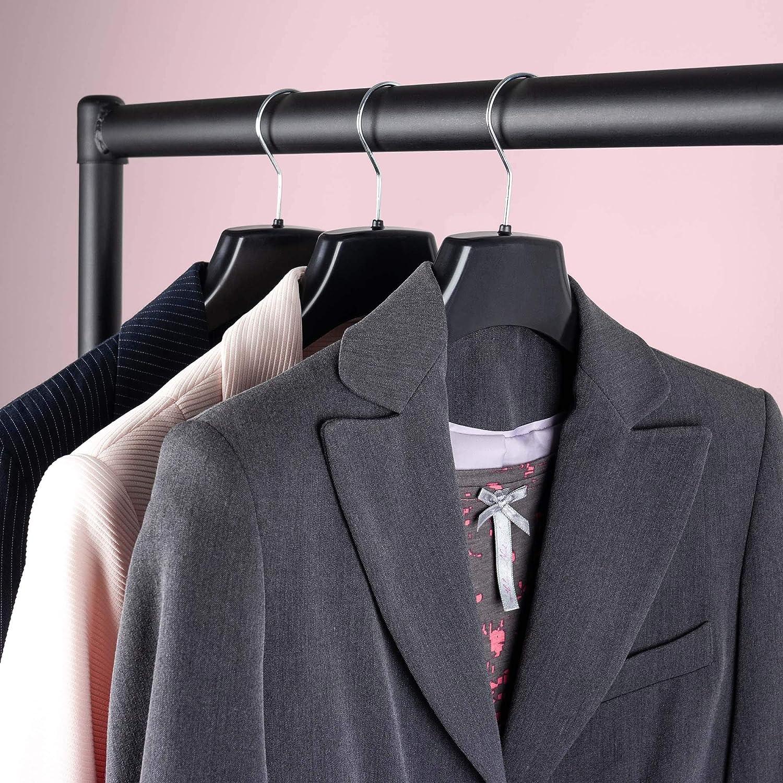 Hangerworld Lot de 10 cintres pour vestes//manteaux tailles XS S et M