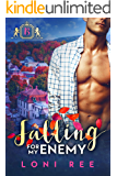 Falling for my Enemy: A Small Town Enemies to Lovers Romantic Comedy (Banking on Love Book 1)