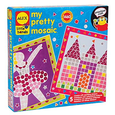 Alex Little Hands My Pretty Mosaic: Toys & Games