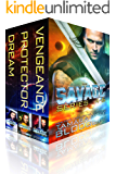The Savage Series Boxed Set : (Science Fiction Vampire / Shifter Romance Thriller Books 4-6)
